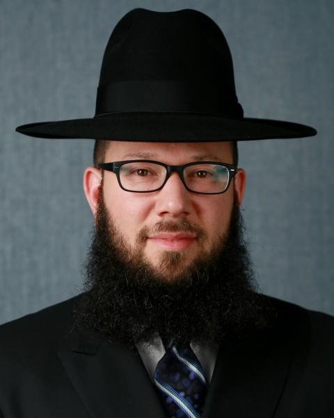 Rabbi Mike Moskowitz, Scholar-in-Residence for Trans and